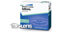 Optima FW (SofLens 38) Contact Lenses - Optima FW (SofLens 38) Contacts by Bausch & Lomb