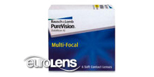 PureVision MultiFocal Contact Lenses - PureVision MultiFocal Contacts by Bausch & Lomb