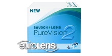 PureVision 2 HD Contact Lenses - PureVision 2 HD Contacts by Bausch & Lomb