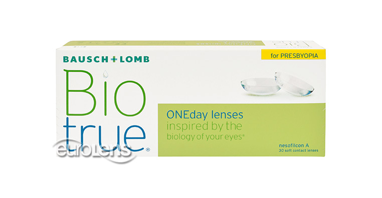 Biotrue ONEday for Presbyopia 30PK Contact Lenses - Biotrue ONEday for Presbyopia 30PK Contacts by Bausch & Lomb