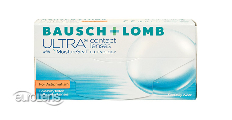 ULTRA for Astigmatism Contact Lenses - ULTRA for Astigmatism Contacts by Bausch & Lomb