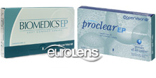 Proclear EP (Biomedics EP) Contact Lenses - Proclear EP (Biomedics EP) Contacts by CooperVision