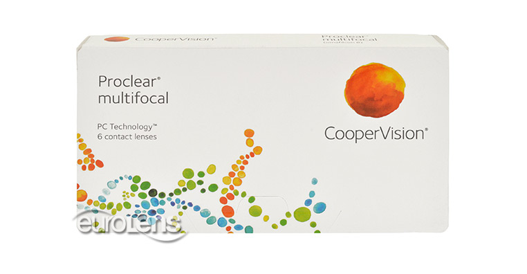 Proclear Multifocal Contact Lenses - Proclear Multifocal Contacts by CooperVision