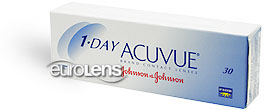 1-Day Acuvue Contact Lenses - 1-Day Acuvue Contacts by Johnson & Johnson