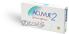 Acuvue 2 Contact Lenses - Acuvue 2 Contacts by Johnson & Johnson
