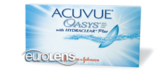 Acuvue Oasys 6 Pack Contact Lenses - Acuvue Oasys 6 Pack Contacts by Johnson & Johnson