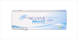 1-Day Acuvue Moist for Astigmatism 30PK Contact Lenses - 1-Day Acuvue Moist for Astigmatism 30PK Contacts by Johnson & Johnson
