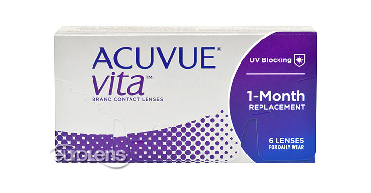 Acuvue VITA Contact Lenses - Acuvue VITA Contacts by Johnson & Johnson