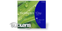 Sofmed 1 Day Contact Lenses - Sofmed 1 Day Contacts by Ocular Sciences
