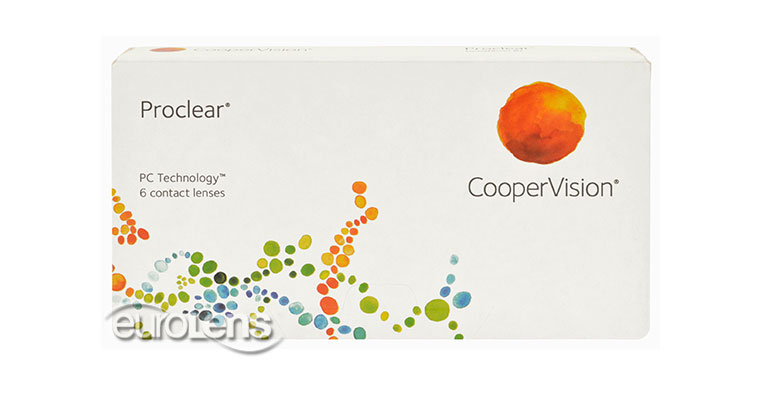 Proclear Compatibles Contact Lenses - Proclear Compatibles Contacts by CooperVision