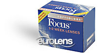 Focus 1-2 Week SoftColors Contact Lenses - Focus 1-2 Week SoftColors Contacts by Alcon