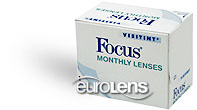 Focus Monthly Visitint Contact Lenses - Focus Monthly Visitint Contacts by Alcon