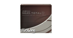 Dailies Total 1 90PK Contact Lenses - Dailies Total 1 90PK Contacts by Alcon