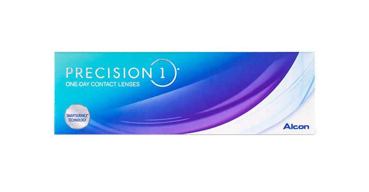 Precision 1 30PK Contact Lenses - Precision 1 30PK Contacts by Alcon
