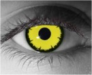 Fire Angel Contact Lenses - Fire Angel Contacts by Novelty Mfg