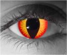 Banshee Contact Lenses - Banshee Contacts by Novelty Mfg