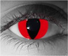 Red Cat Contact Lenses - Red Cat Contacts by Novelty Mfg