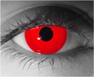 Red Vampire Contact Lenses - Red Vampire Contacts by Novelty Mfg