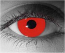 Zombie Red Contact Lenses - Zombie Red Contacts by Novelty Mfg