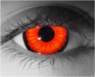 Blackgate Orc Contact Lenses - Blackgate Orc Contacts by Novelty Mfg