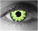 Woodland Orc Contact Lenses - Woodland Orc Contacts by Novelty Mfg