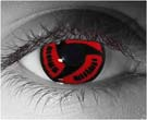 Mangekyo Contact Lenses - Mangekyo Contacts by Novelty Mfg