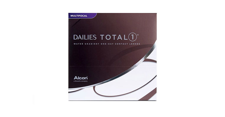 Dailies Total 1 Mutifocal 90PK Contact Lenses - Dailies Total 1 Mutifocal 90PK Contacts by Alcon