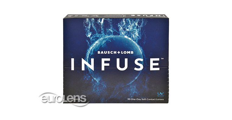 INFUSE One-Day 90PK Contact Lenses - INFUSE One-Day 90PK Contacts by Bausch & Lomb