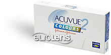 Acuvue 2 Colours - Enhancers Contact Lenses - Acuvue 2 Colours - Enhancers Contacts by Johnson & Johnson